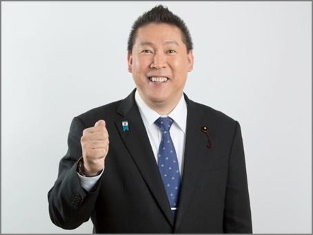 衝撃】立花孝志は元パチプロ!年収2,000万円だった経歴がヤバい!?